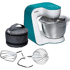 Bosch - Turquoise kitchen machine MUM54D00GB