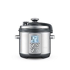 Sage by Heston Blumenthal - Metallic the fast slow pro slow cooker BPR700BSS