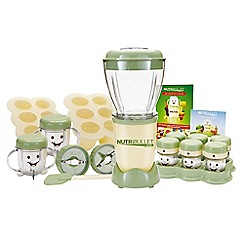 Nutribullet - Baby food processors set