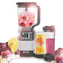 Nutri Ninja - Black compact blender duo BL492UK
