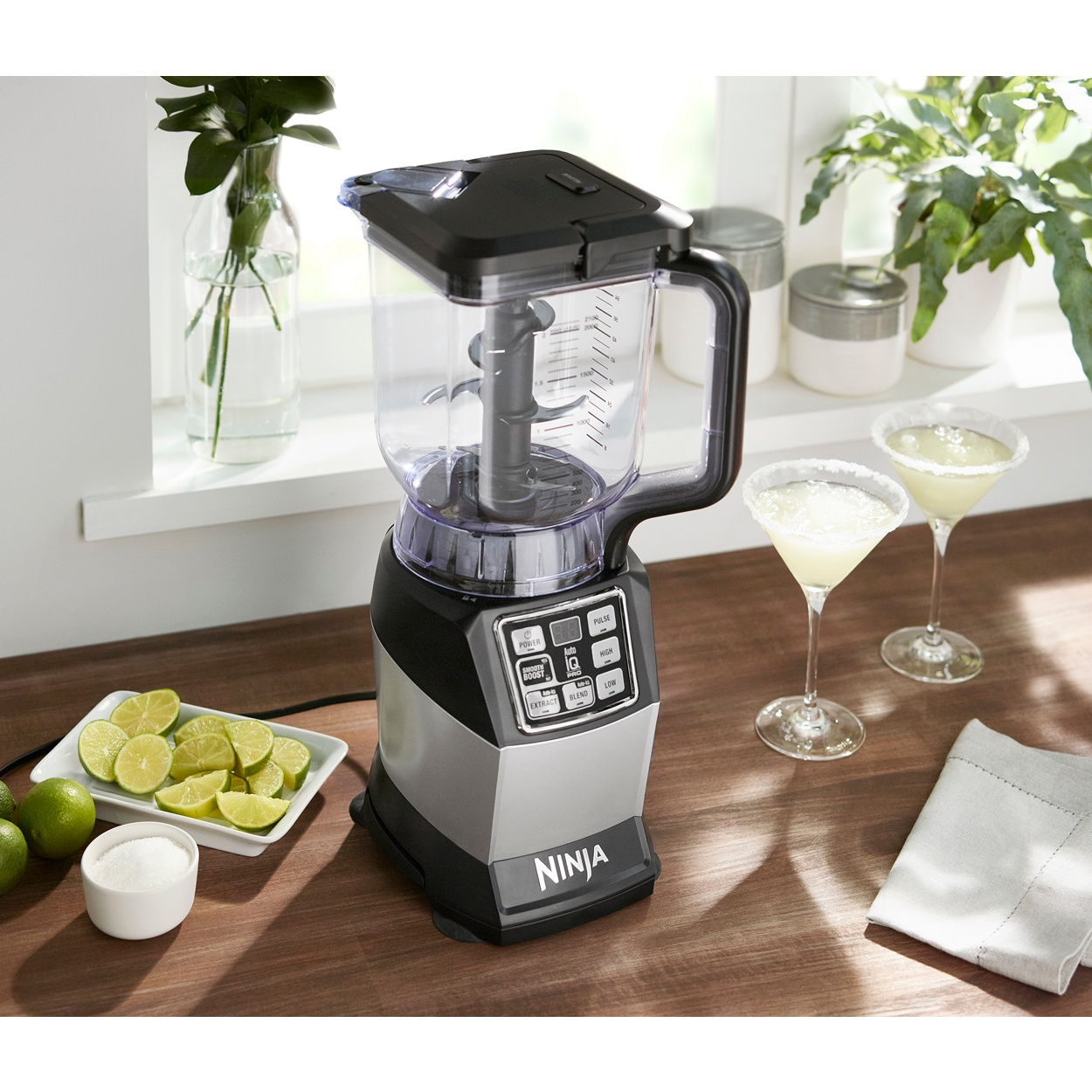 Uncategorized Debenhams Kitchen Appliances nutri ninja silver compact blender duo bl492uk debenhams debenhams