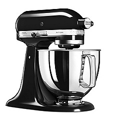 KitchenAid - Artisan® Onyx Black stand mixer 5KSM125BOB