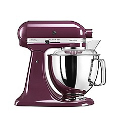 KitchenAid - Artisan' Boysenberry stand mixer 5KSM175PSBY