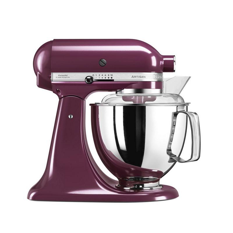 KitchenAid - Artisan' Boysenberry Stand Mixer 5Ksm175psby