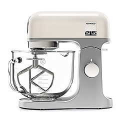 Kenwood - Cream kmix stand mixer KMX754CR