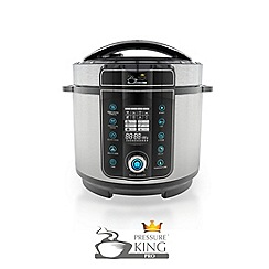 Nutribullet - 6L   20-in-1 Digital Pressure Cooker, Chrome