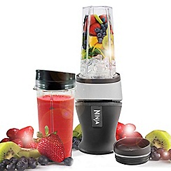 Nutri Ninja - Drink and Smoothie maker Black QB3001UK