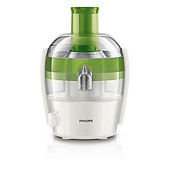 Philips - Green compact juicer