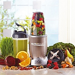 Nutribullet - Magic bullet 900 series 9 piece juicer blender NBLP9