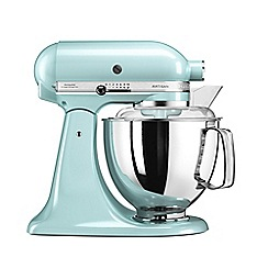 KitchenAid - Ice blue 'Artisan' 4.8l mixer 5KSM175PSIC
