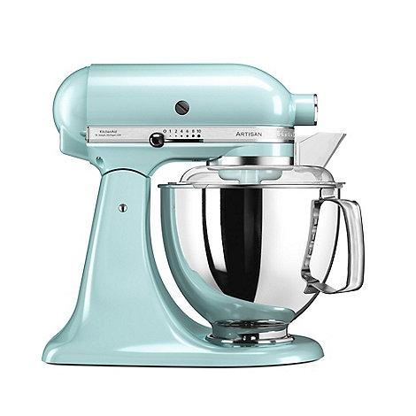 KitchenAid - Ice blue +Artisan+ 4.8l mixer 5KSM175PSIC