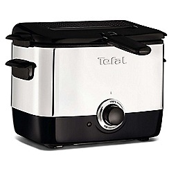 Tefal - Metallic mini fryer FF220040