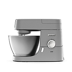 Kenwood - Silver kitchen machine KVC3100S
