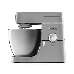 Kenwood - Silver kitchen machine XL KVL4100