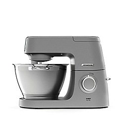 Kenwood - Silver elite kitchen machine KVC5100S