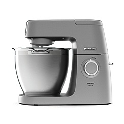 Kenwood - Silver elite XL kitchen machine KVL6100S