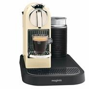 Nespresso 'CitiZ & Milk' M190 Cream coffee machine by Magimix