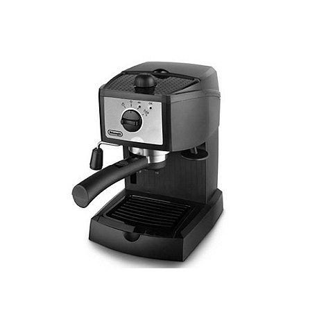 DeLonghi - Black EC152 pump espresso coffee machine