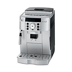 DeLonghi - Silver 'Magnifica Compact' ECAM221SB bean-to-cup coffee machine