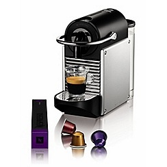 Magimix - Nespresso 'Pixie' 11323 Aluminium coffee machine by Magimix