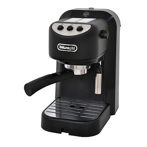 DeLonghi - Black EC250.B pump espresso coffee machine