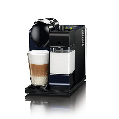 DeLonghi - Nespresso 'Lattissima+' EN520.BL Blue coffee machine by