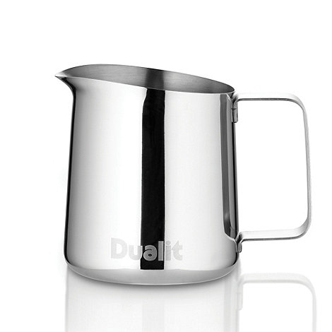 Dualit - Stainless steel milk frothing jug