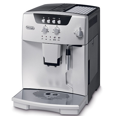 DeLonghi - Magnifica ESAM04.110.S Silver bean-to-cup coffee machine