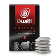 Dualit 'Signature Espresso Blend' coffee pods - 14 servings