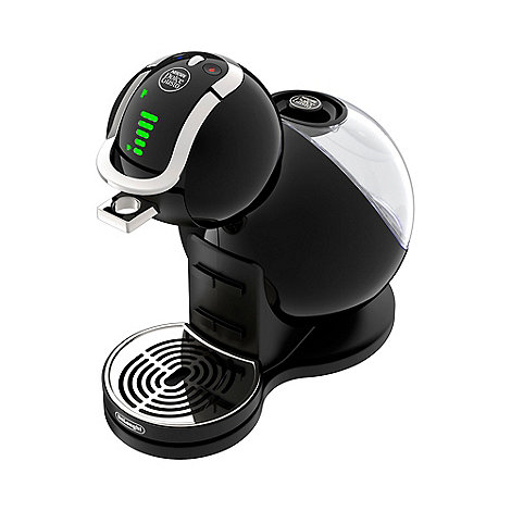 DeLonghi - Nescafe Dolce Gusto +Melody 3+ EDG625.B Black coffee machine with Play & Select by