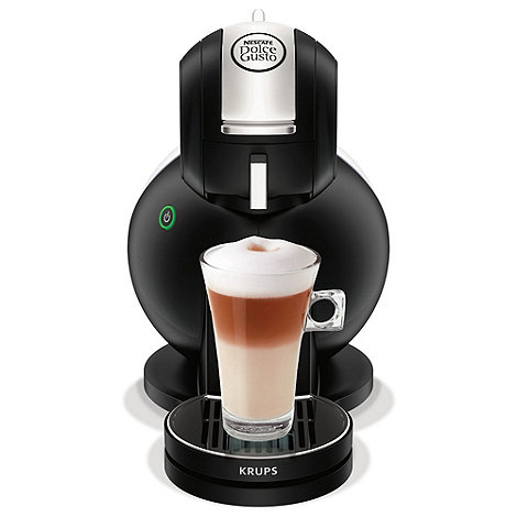 Krups - Nescafe Dolce Gusto 'Melody 3' KP220840 Black coffee machine by Krups