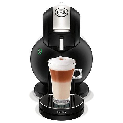 Krups - Nescafe Dolce Gusto +Melody 3+ KP220840 Black coffee machine by Krups