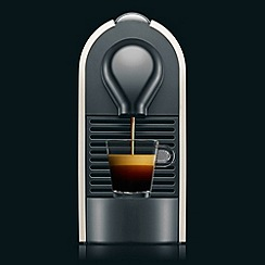 Krups - Nespresso 'U' XN250140 Pure cream coffee machine by Krups