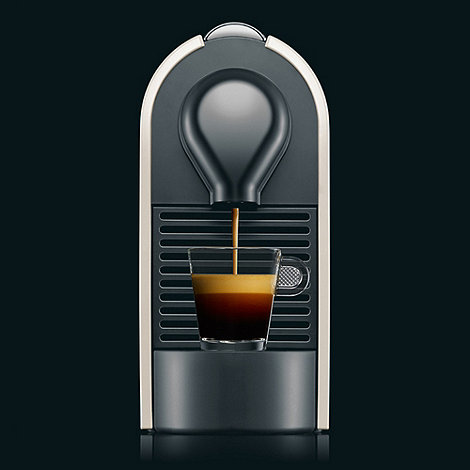 Krups - Nespresso 'U' XN250140 Pure cream coffee machine by Krups