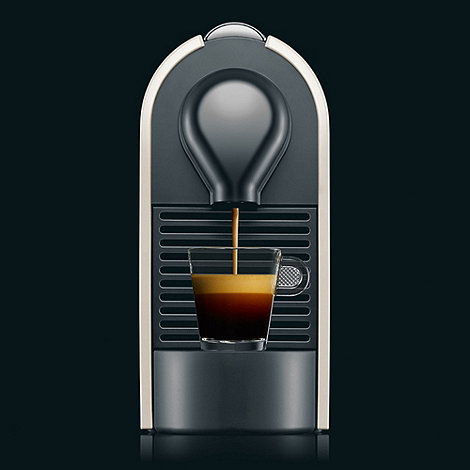 Krups - Nespresso +U+ XN2501AP Cream coffee machine by Krups