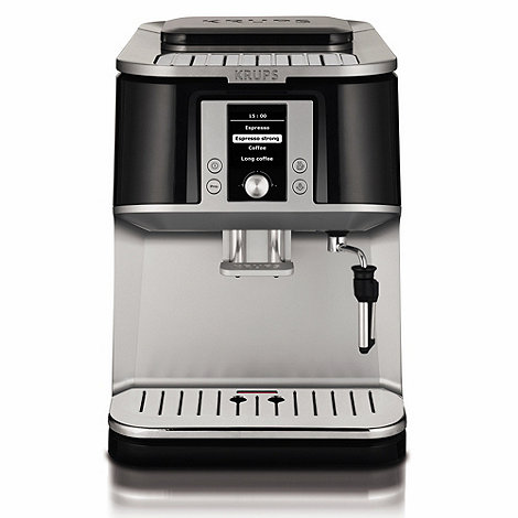 Krups - Black +Falcon+ EA8320 bean-to-cup coffee machine