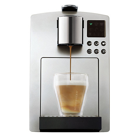 Starbucks - Verismo 585 Brewer Coffee Machine