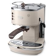 DeLonghi 'Vintage Icona' ECOV310.BG Cream espresso coffee machine