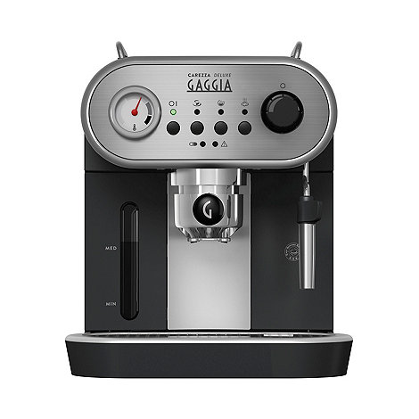 Gaggia - Deluxe manual RI8525/08 carezza espresso coffee machine