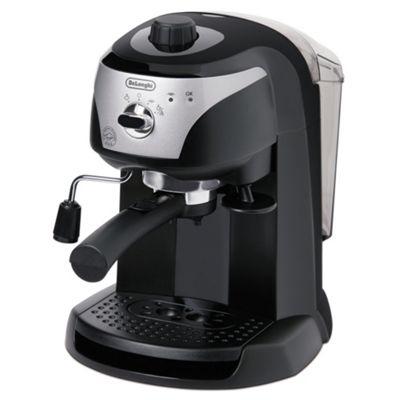 Delonghi black ´Motivo´ ECC220B espresso coffee machine - -