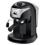 Delonghi black 'Motivo' ECC220.B espresso coffee machine