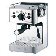 Dualit 84360 3-in-1 espressivo pump espresso coffee machine