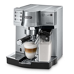 DeLonghi - Pump EC860M espresso coffee machine