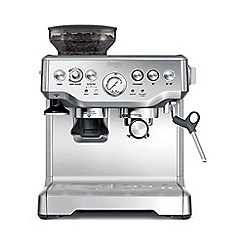 Sage by Heston Blumenthal - Silver 'The Barista Express' coffee machine BES870UK