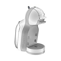 Krups - Dolce Gusto KP120140 Mini Me Play & Select white/grey by Krups - Exclusive to Debenhams