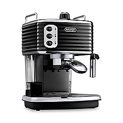 DeLonghi - Black 'Scultura' ECZ351.BK coffee machine