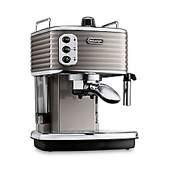 DeLonghi - Champagne Scultura ECZ351.BG coffee machine