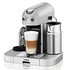 Magimix - Nespresso Gran Maestria 11335 silver coffee machine