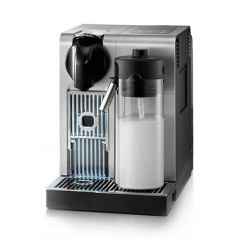 DeLonghi - Nespresso Lattissima + Pro coffee maker EN750.MB
