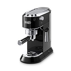 DeLonghi - Black 'Dedica' espresso coffee machine EC680.B